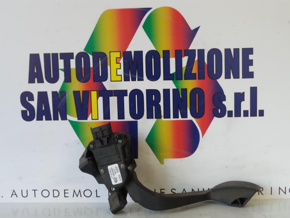 PEDALE ACCELERATORE HELLA FIAT PUNTO (2U) (07/03>01/07<)