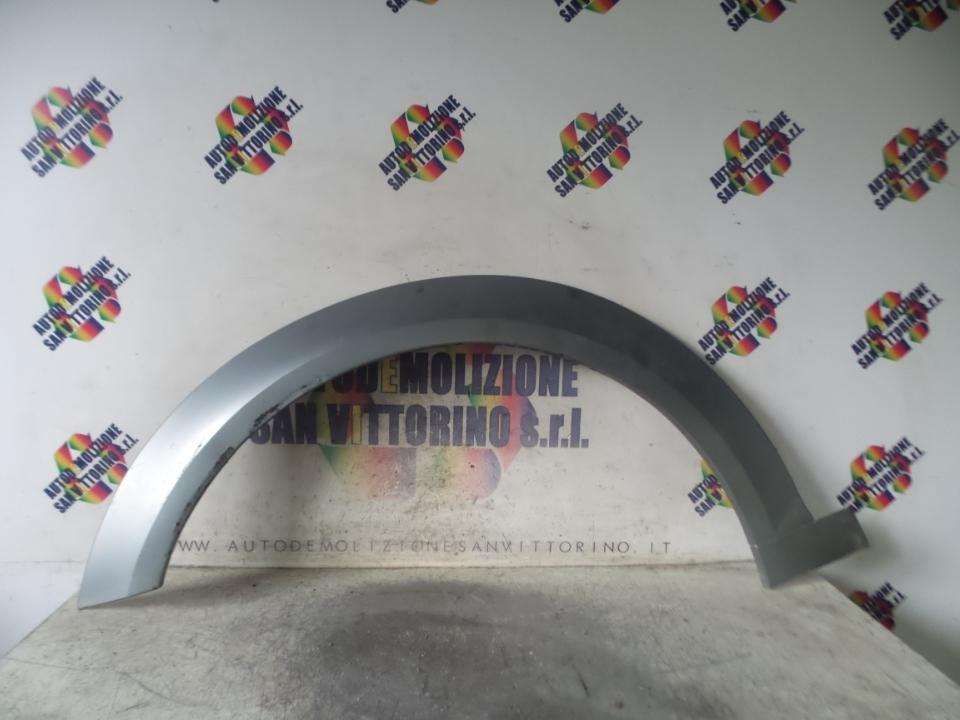 MODANATURA ARCO PASSARUOTA ANT. SX. AUDI A6 ALLROAD (4F) (04/06>09/08