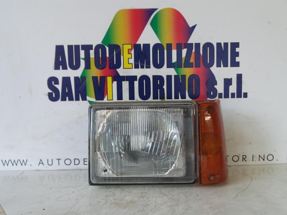 PROIETTORE CARELLO SX. FIAT PANDA 1A SERIE (03/92>03/04<)