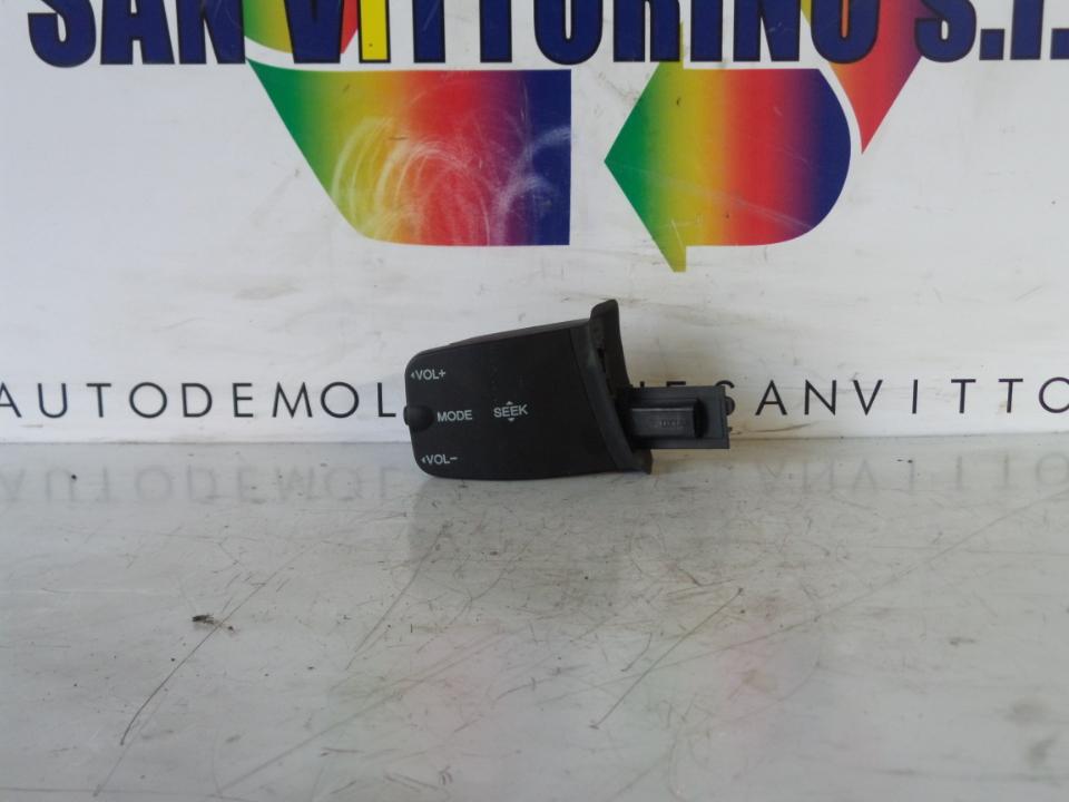 BLOCCO COMANDI AUTORADIO C/TEL.VIVA VOCE C/COM.RADIO FORD FOCUS (CAP) (11/04>06/08<)