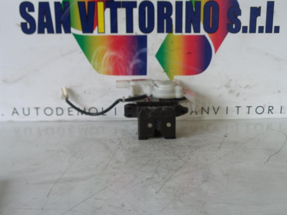 SERRATURA PORTELLO POST. MAZDA MAZDA 6 1A SERIE (06/02>06/09<