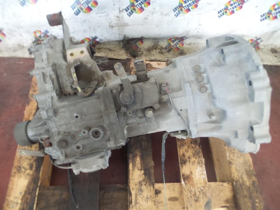 CAMBIO COMPL. DAIHATSU TERIOS 1A SERIE (09/97>10/06