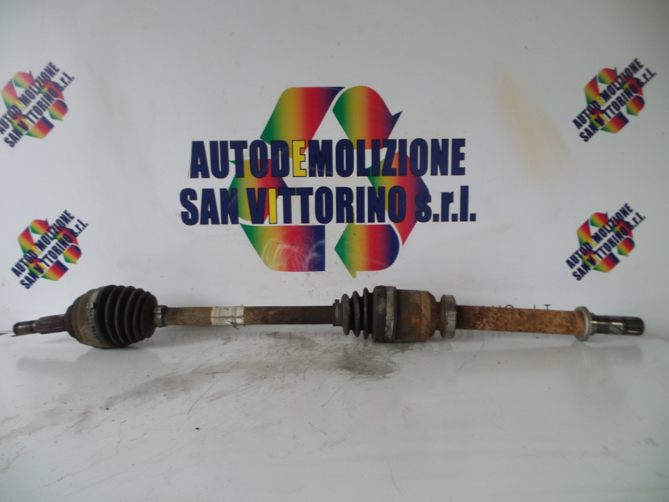 SEMIALBERO ANT. COMPL. DX. RENAULT TWINGO 2A SERIE (06/07>)