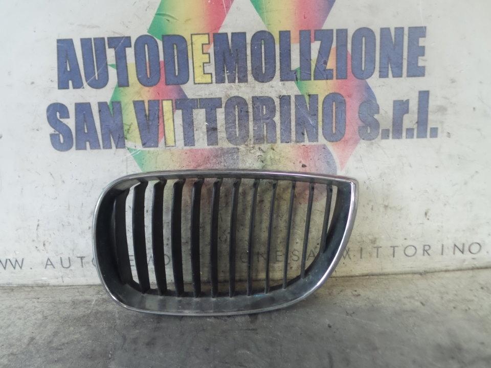 GRIGLIA C/CLIMATIZZAZIONE AUTOMATICA SX. BMW SERIE 1 (E87) (09/04>03/07