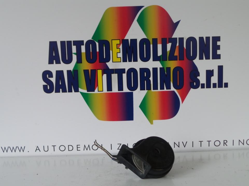 AVVISATORE ACUSTICO TONO ALTO VOLKSWAGEN GOLF (1J) (09/97>03/06<)