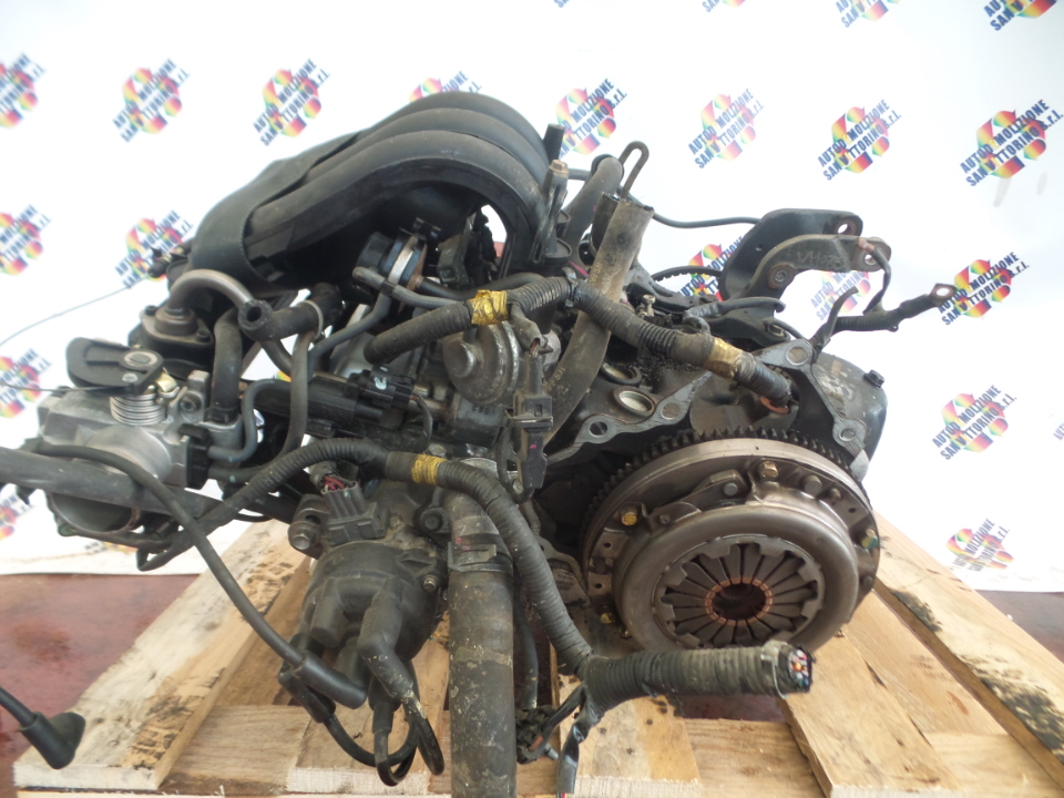 MOTORE COMPL. CHEVROLET (DAEWOO) MATIZ (M100) (06/98>11/00