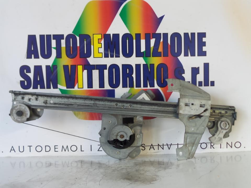 ALZACRISTALLO ELETTR. PORTA ANT. C/MOTORINO SX. CITROEN C1 (05/05>)