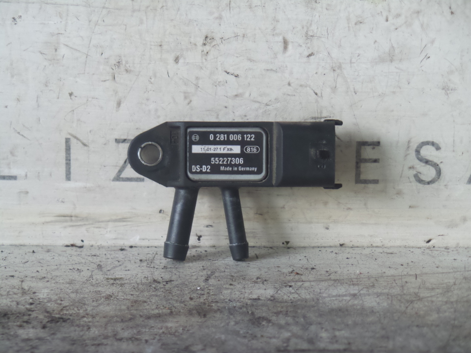 SENSORE PRESSIONE SCARICO FIAT PANDA (3U) (09/09>09/11