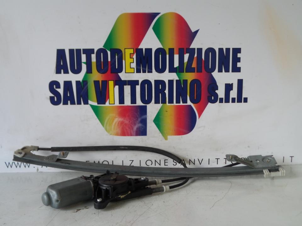 ALZACRISTALLO ELETTR. PORTA ANT. CON MOTORINO SX. FIAT ULYSSE (PG) (06/94>09/02<)