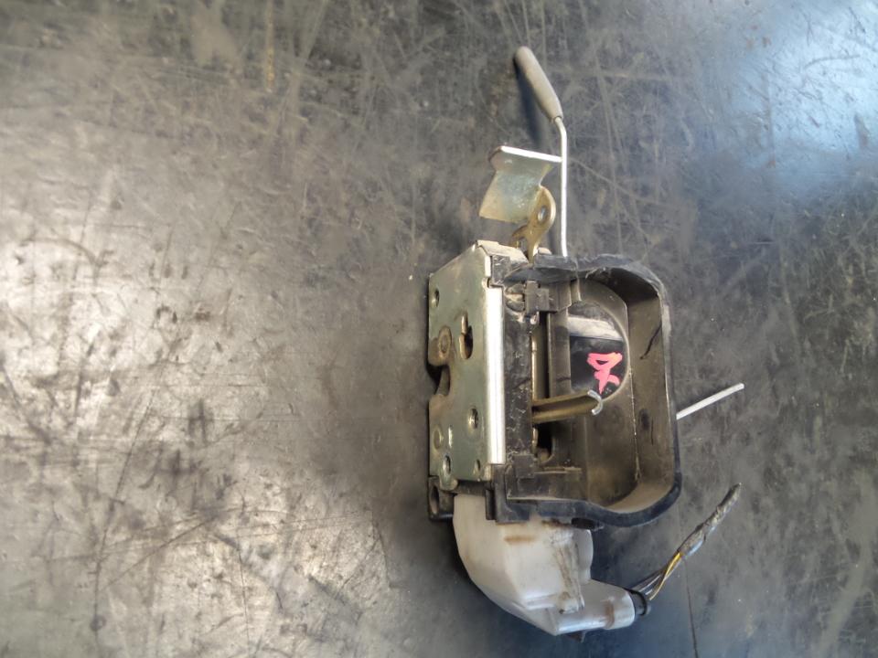 SERRATURA PORTA ANT. BLOCCAPORTE ELETTRICO DX. FIAT 600 (07/05>12/11<)