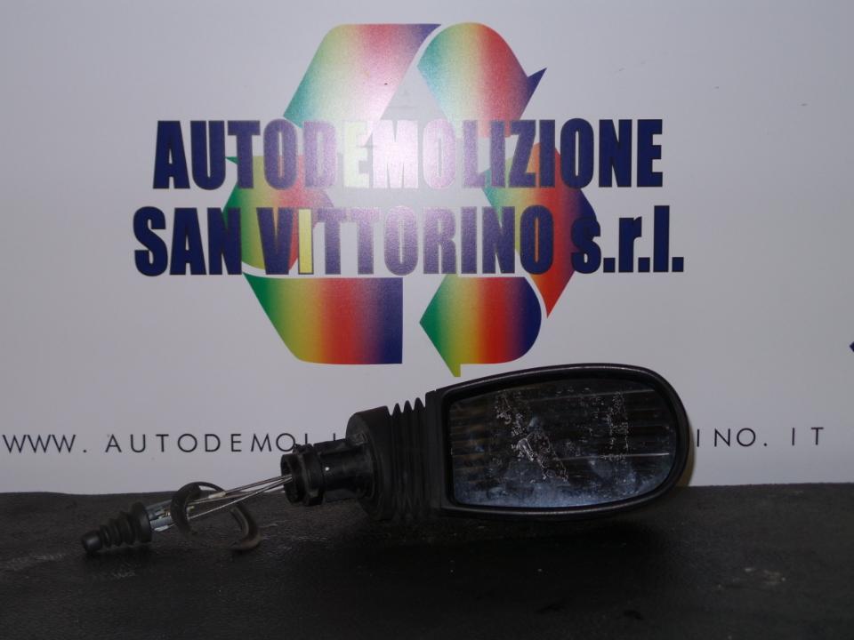 RETROVISORE EST. DX. FIAT PUNTO (1N/1P) (07/99>06/03<)