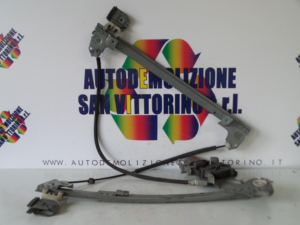ALZACRISTALLO ELETTR. PORTA ANT. CON MOTORINO DX. ROVER 75 (06/99>11/05<)
