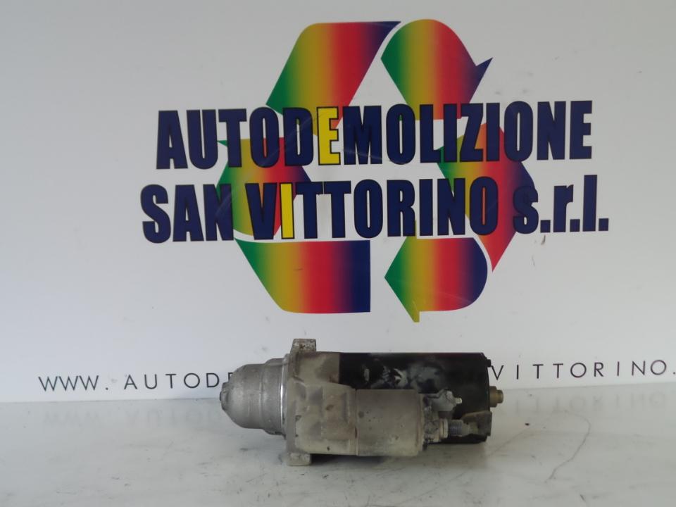 MOTORINO AVVIAMENTO 2,2KW AUDI A6 (4F) (03/04>06/09<)