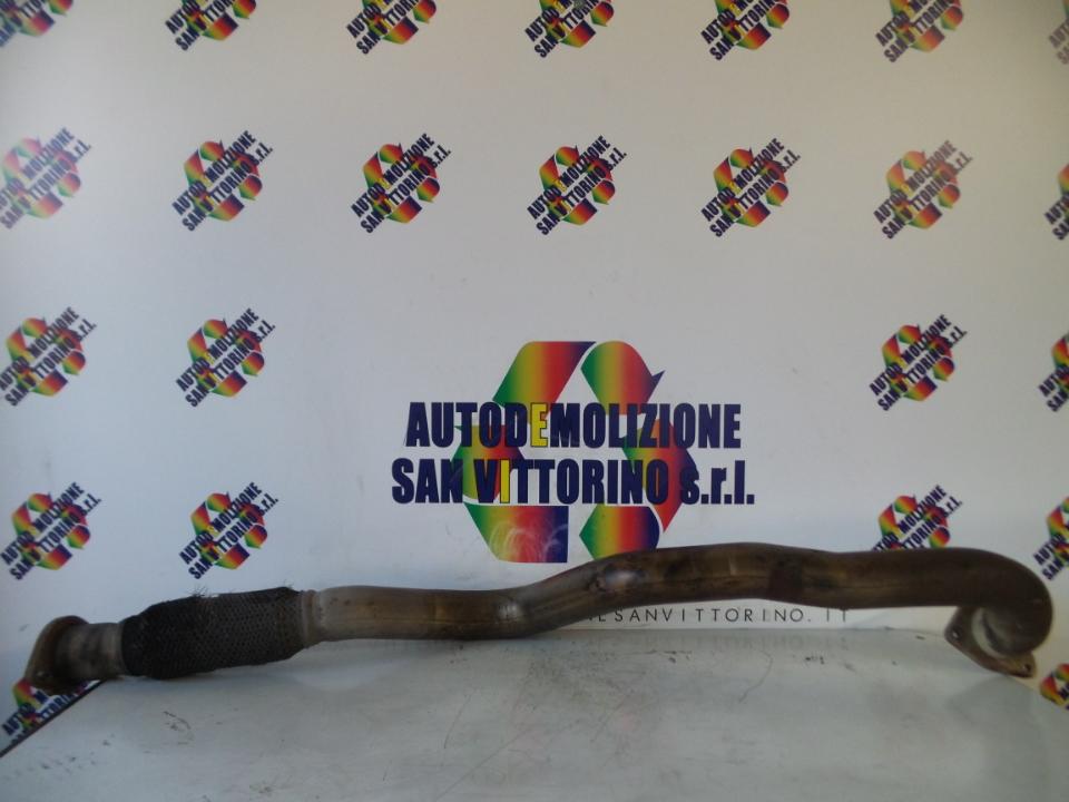 TUBO SCARICO ANT. ALFA ROMEO 156 (X1) (06/03>01/06<)
