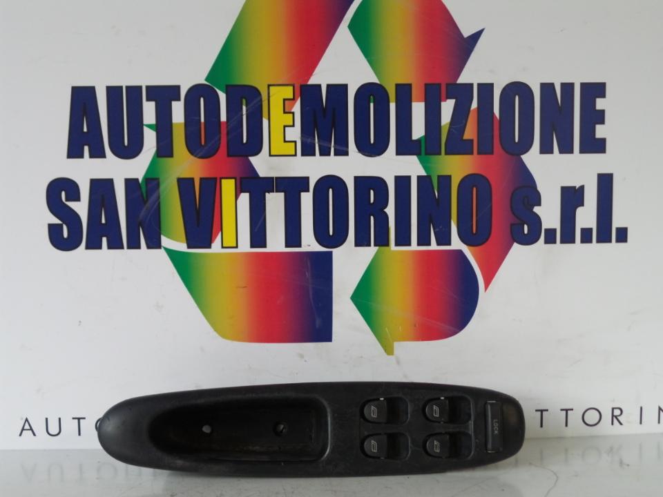 INTERRUTTORE ALZACRISTALLI PORTA ANT. SX. ALFA ROMEO 156 (X1) (06/03>01/06<)