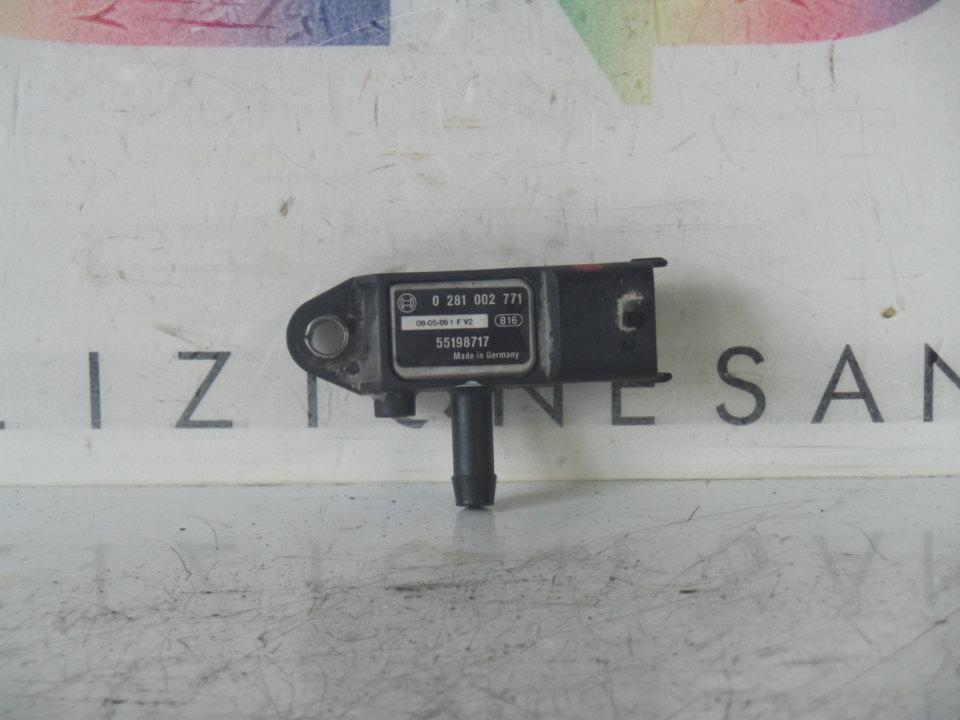 SENSORE PRESSIONE SCARICO FIAT SEDICI (3B) (02/06>11/11