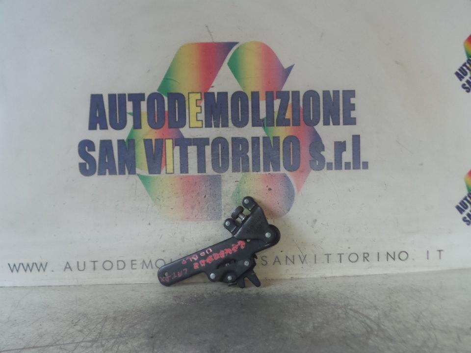 CARRELLO GUIDA INF. PORTA SCORREVOLE DX. FIAT DOBLO CARGO (4V) (01/15>)