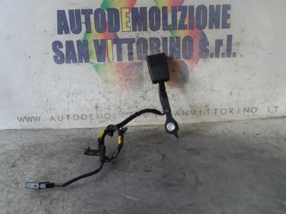 AGGANCIO CINTURA DI SICUREZZA ANT. DX. LANCIA DELTA (TH) (06/08>03/11