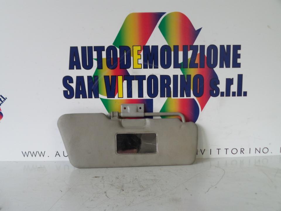 ALETTA PARASOLE PARABREZZA DX. FIAT SEICENTO (1E) (02/98>07/05<)