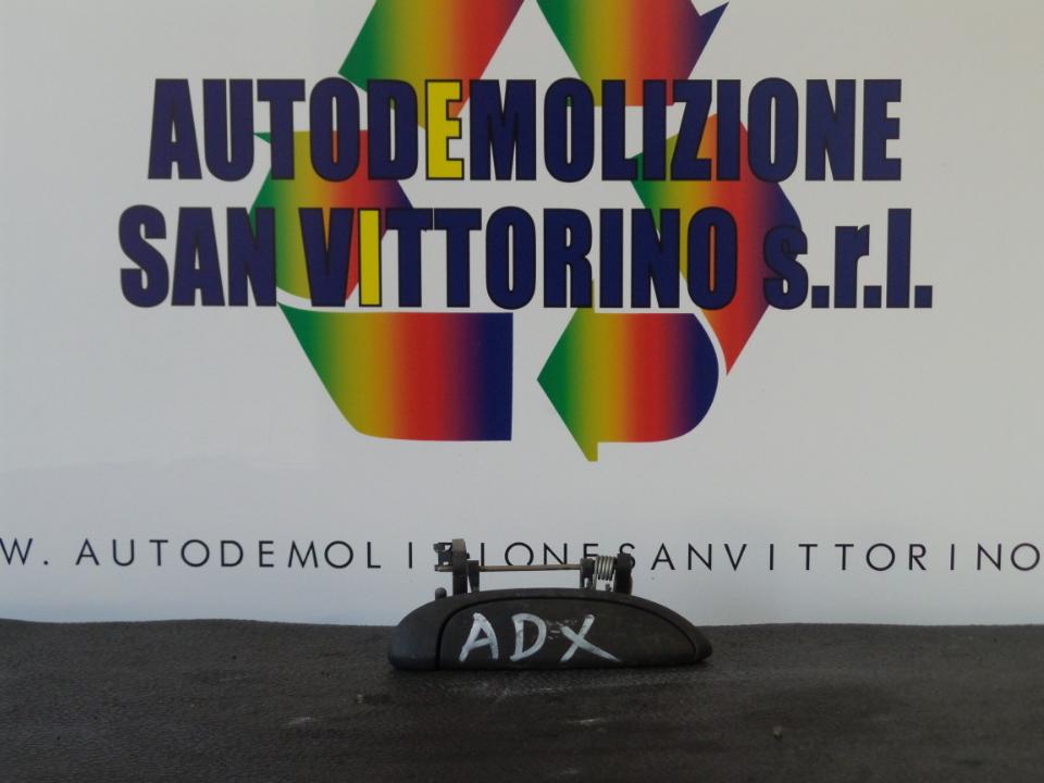 MANIGLIA PORTA ANT. DX. RENAULT CLIO 2A SERIE (04/98>04/01<)