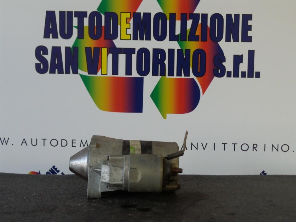 MOTORINO AVVIAMENTO VALEO RENAULT CLIO 2A SERIE (05/01>11/10<)