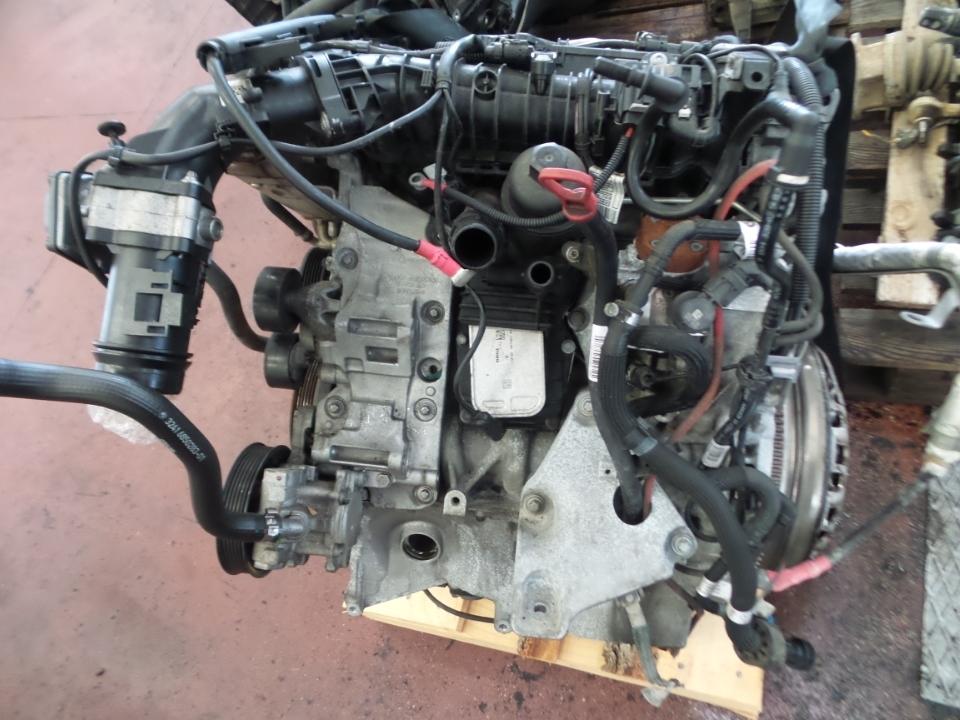 MOTORE SEMICOMPL. BMW X1 (E84) (07/09>)
