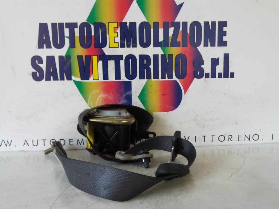 CINTURA DI SICUREZZA ANT. DX. MAZDA MAZDA 6 1A SERIE (06/02>06/09<
