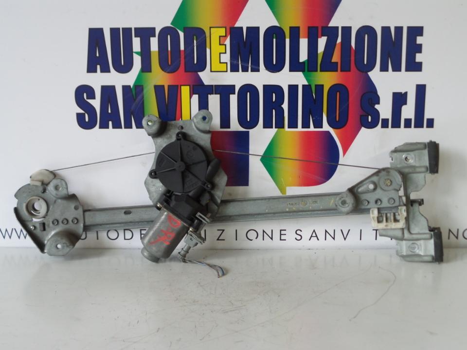 ALZACRISTALLO ELETTR. PORTA POST. CON MOTORINO DX. ROVER 75 (06/99>11/05<)