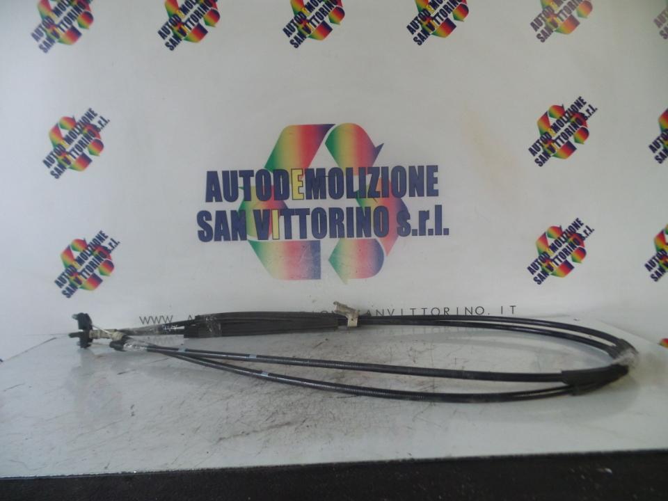 CAVO/TIRANTE FRENO DI STAZIONAMENTO P/CENT. FORD FOCUS (CAP) (11/04>06/08