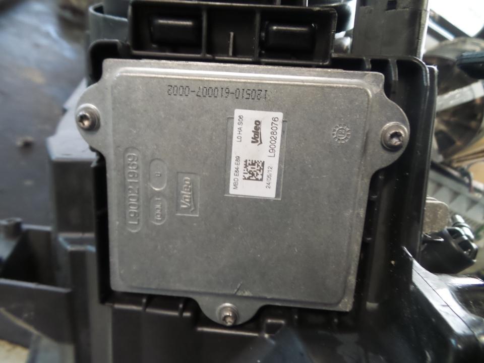 CENTRALINA LED PROIETTORE DX BMW X1 (E84) (07/09>)