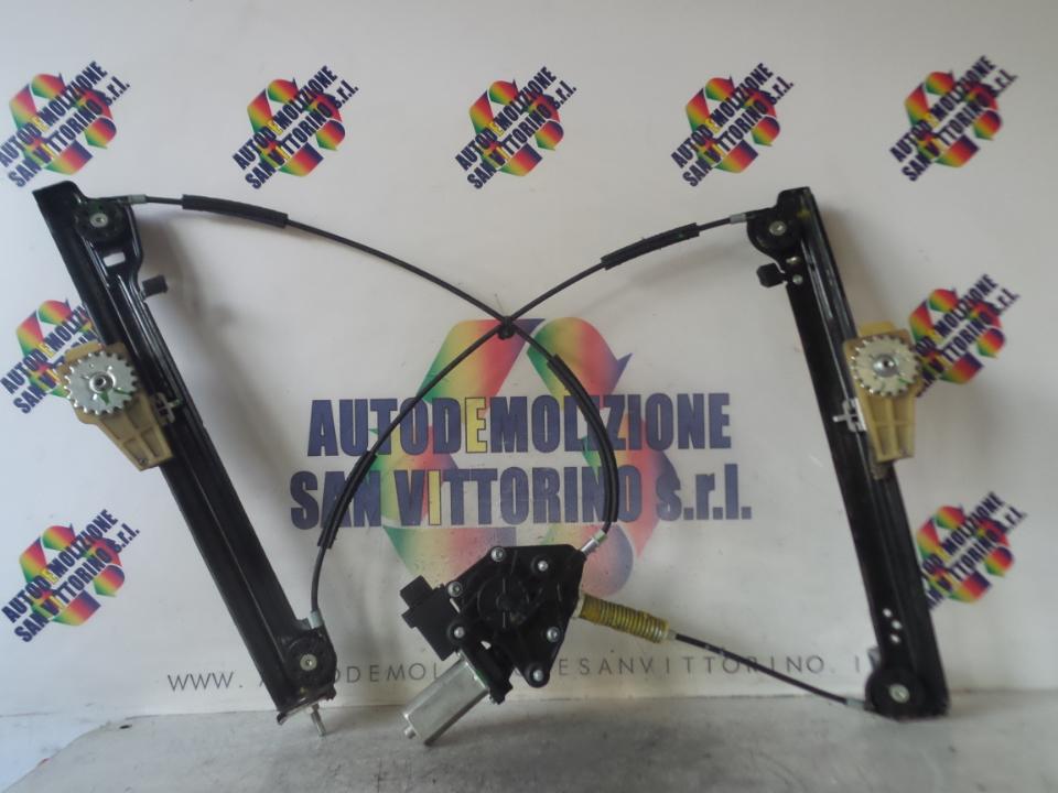 ALZACRISTALLO ELETTR. PORTA ANT. C/M DX. ALFA ROMEO MITO (X6) (06/08>06/11