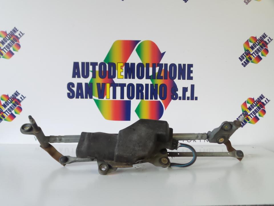 MECCANISMO TERGIPARABREZZA CON MOTORINO FIAT MULTIPLA (1F) (06/98>05/02<)