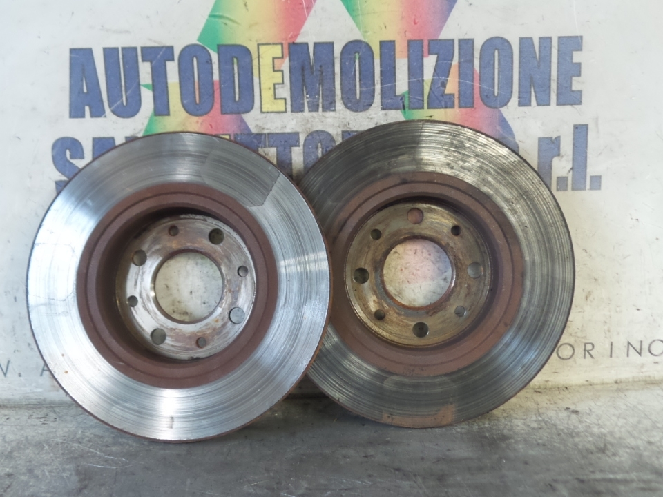 DISCO FRENO POST. DX. ALFA ROMEO MITO (10) (05/13>)