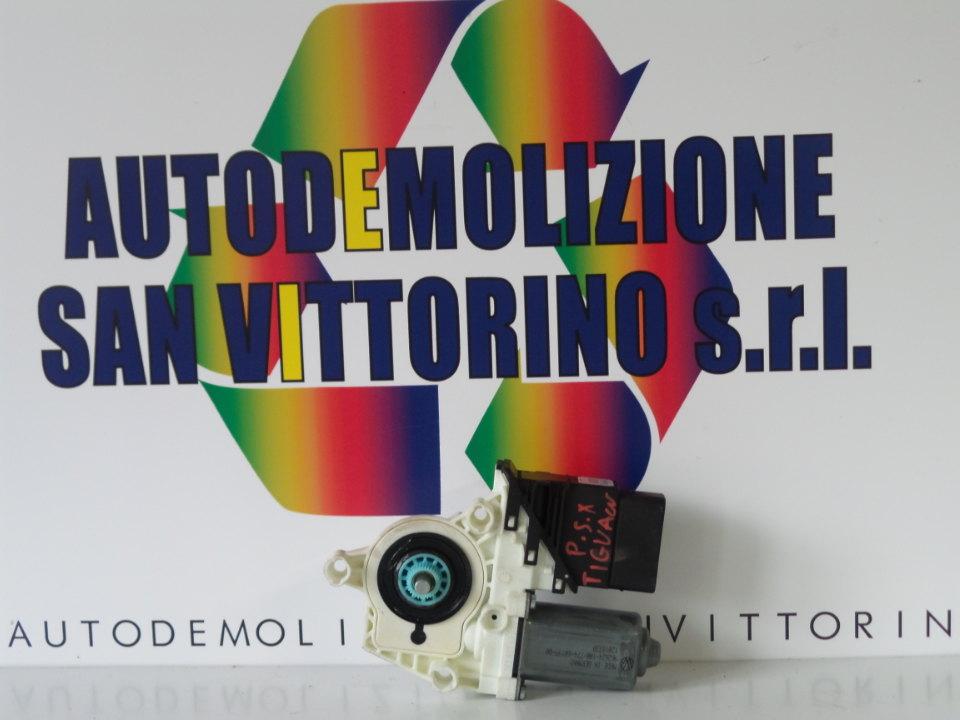 MOTORINO ALZACRISTALLO PORTA POST. SX. VOLKSWAGEN TIGUAN (5N2) (06/11>)
