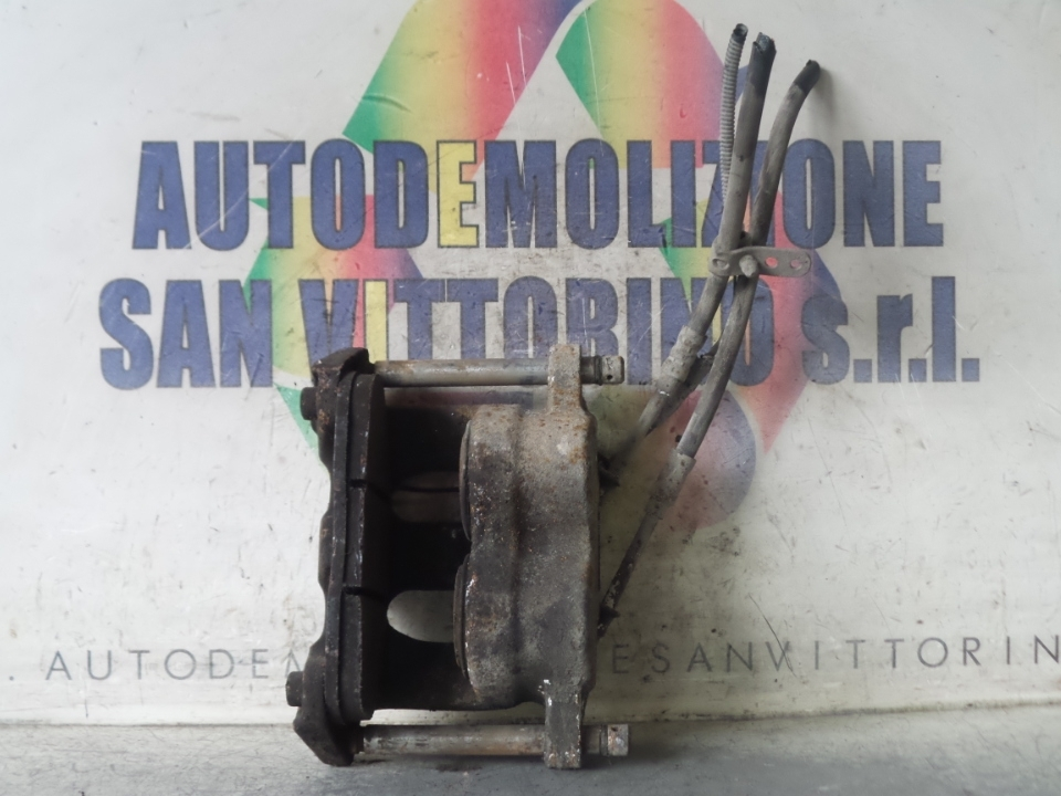 PINZA FRENO ANT. DX NISSAN CABSTAR (1 SERIE)