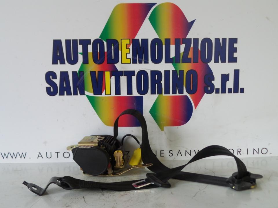 CINTURA DI SICUREZZA ANT. DX. VOLKSWAGEN POLO (9N) (10/01>03/05<)