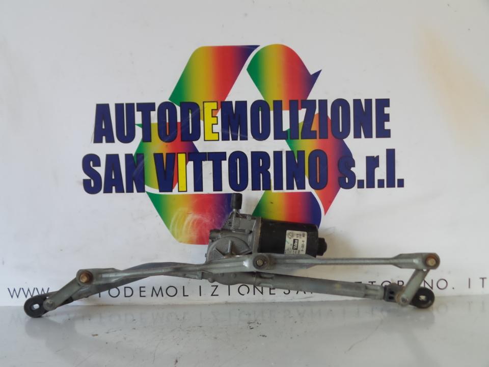 MECCANISMO TERGIPARABREZZA CON MOTORINO FIAT PUNTO (2U) (07/03>01/07<)