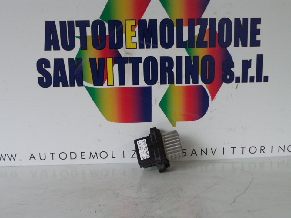 RESISTENZA MOTORINO VENTILAZIONE ABITACOLO OPEL INSIGNIA (G09) (12/08>)