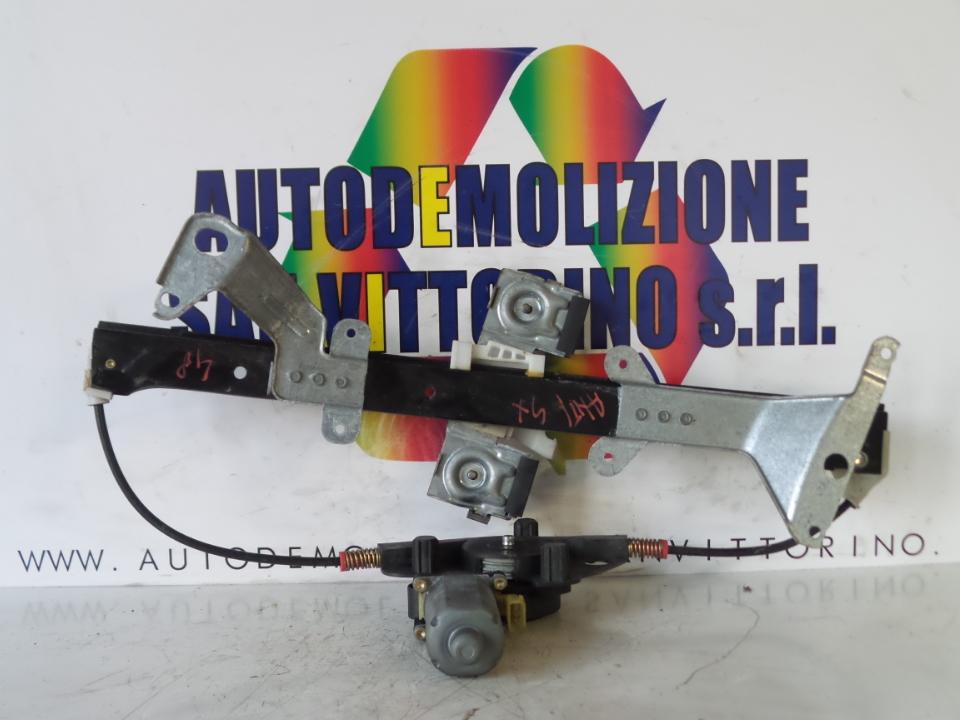 ALZACRISTALLO ELETTR. PORTA ANT. C/MOTORINO SX. FORD FIESTA (CBK) (03/02>12/05<)
