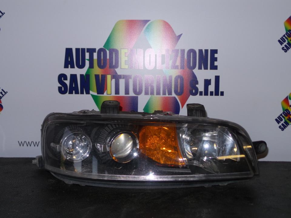 PROIETTORE DX. FIAT PUNTO (1N/1P) (07/99>06/03<)