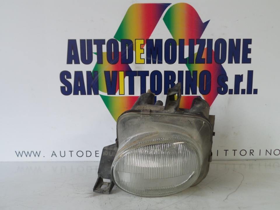 PROIETTORE SX. FIAT MULTIPLA (1F) (06/98>05/02<)