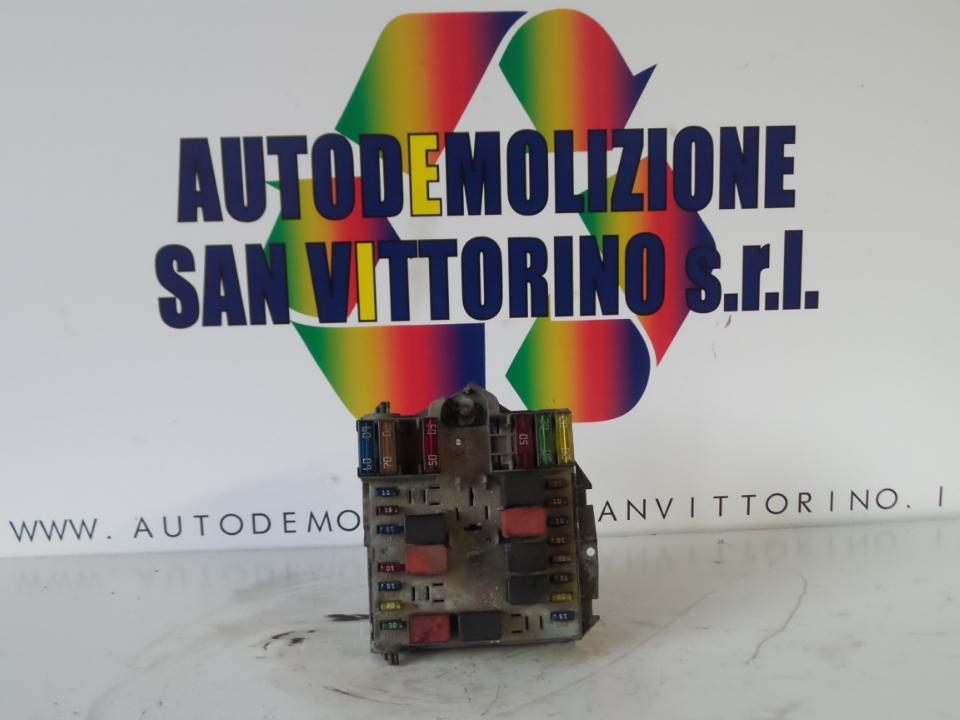 SCATOLA DERIVAZIONE BATTERIA FIAT STILO (2C) (09/01>11/03<)