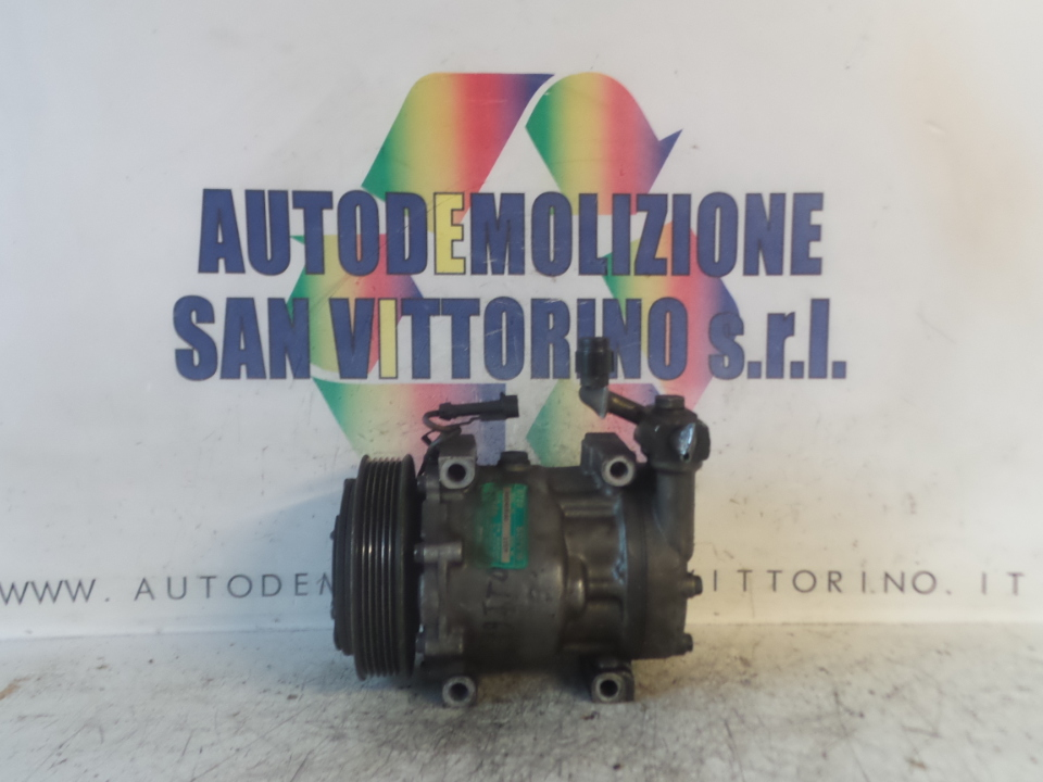 COMPRESSORE A/C ALFA ROMEO 156 1A SERIE (10/97>03/00