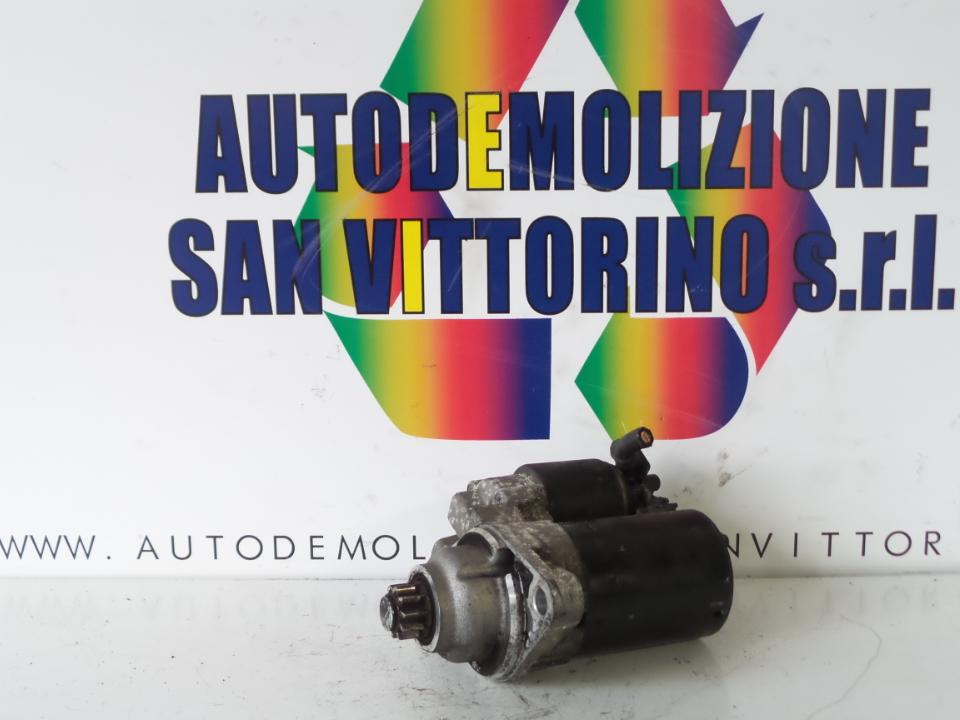 MOTORINO AVVIAMENTO VOLKSWAGEN POLO (9N) (10/01>03/05<)
