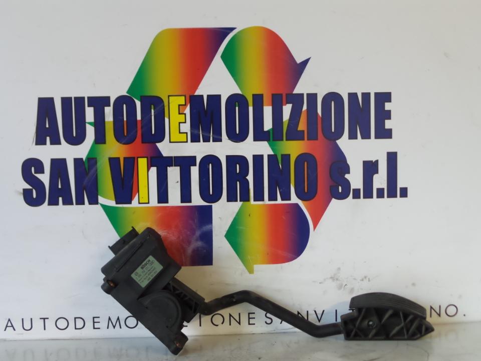 PEDALE ACCELERATORE ALFA ROMEO 156 (X1) (06/03>01/06<)
