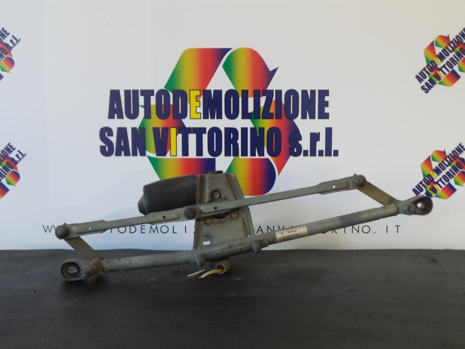 MECCANISMO TERGIPARABREZZA CON MOTORINO RENAULT CLIO 2A SERIE (04/98>04/01<)