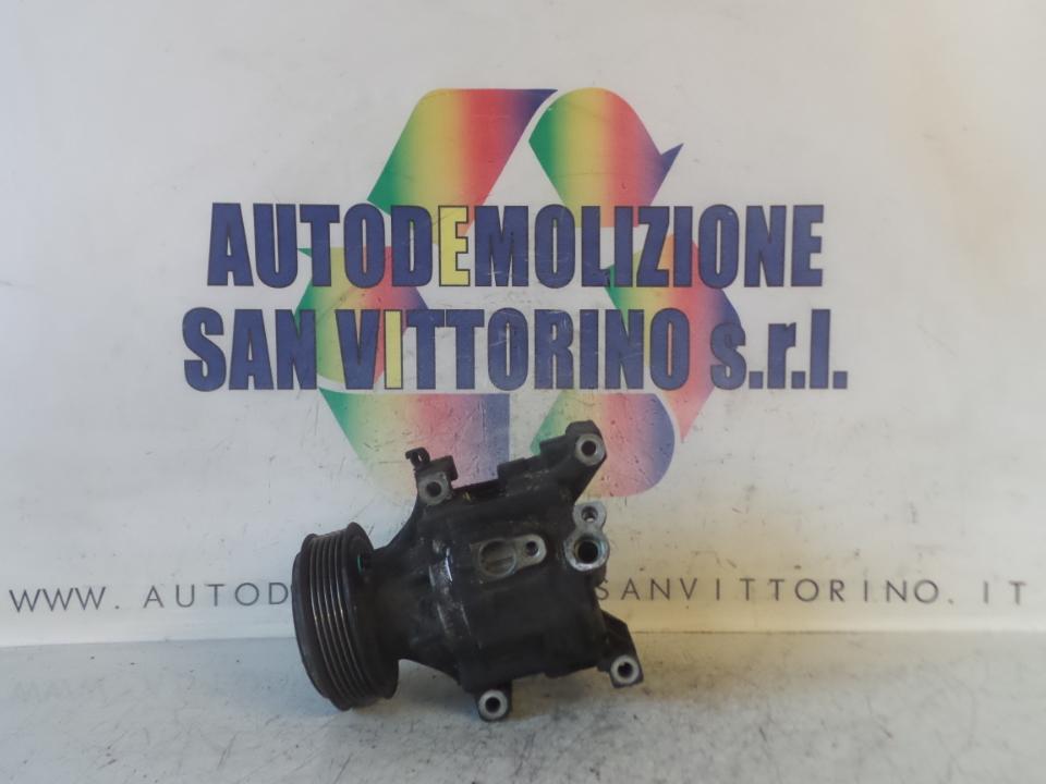 COMPRESSORE A/C FIAT 500 (3P) (07/07>)