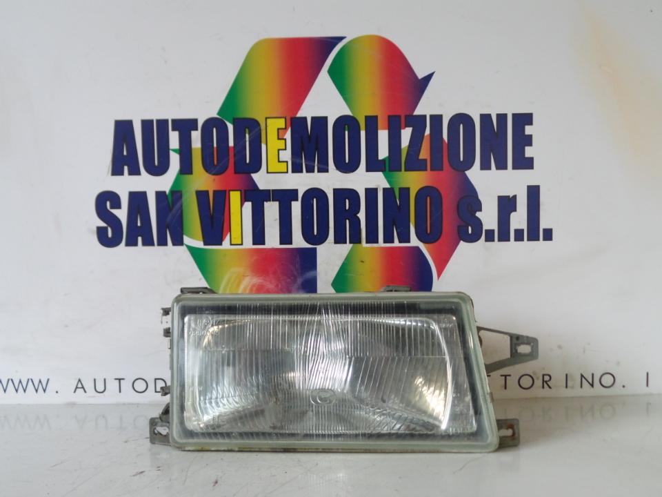 PROIETTORE CIBIE DX. FIAT FIORINO (10/93>06/99<)