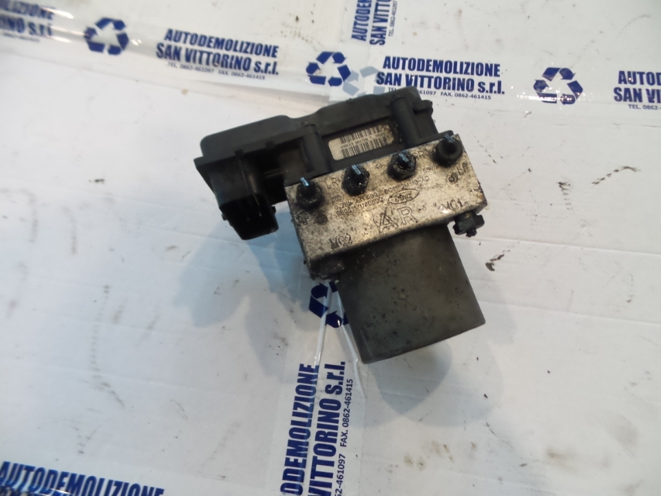 AGGREGATO ABS ABS FWD FORD TRANSIT (TT9) (06/06>)