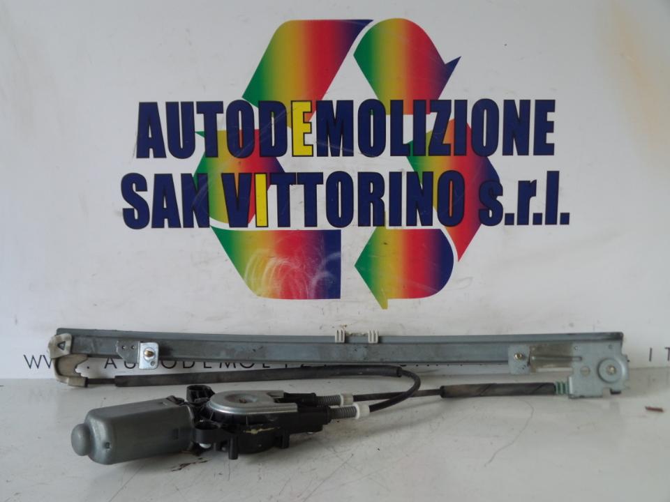 ALZACRISTALLO ELETTR. PORTA ANT. CON MOTORINO DX. FIAT ULYSSE (PG) (06/94>09/02<)